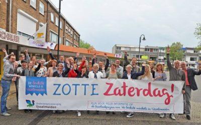 Zotte Zaterdag in IJsselmuiden