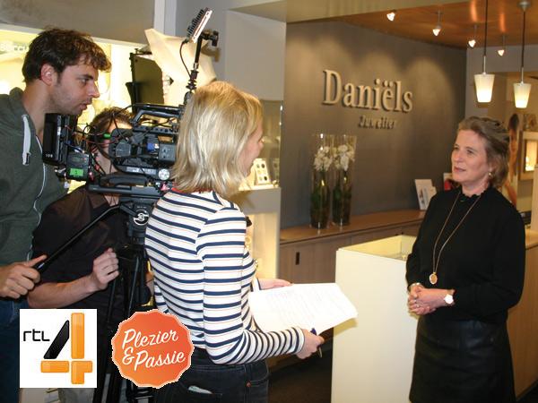 RTL4 bij Juwelier Daniëls